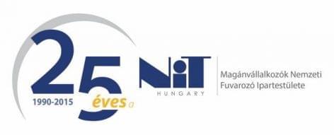 Jubilál Magyarország legnagyobb fuvarozói érdekképviseleti szervezete
