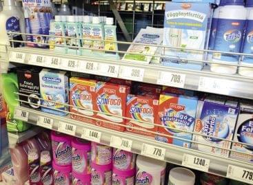 Magazin: Környezet- és háziasszonybarát a mosás