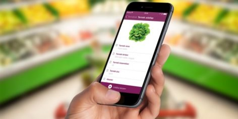 eShoppinglist – The application of smart stores