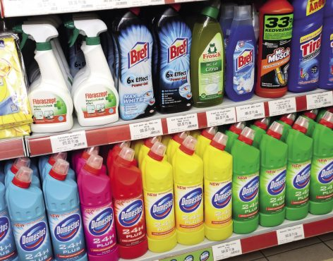 Magazine: Convenient solutions in cleaning (Part 1)