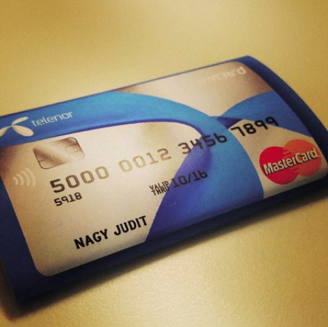 Mobile payment from Telenor