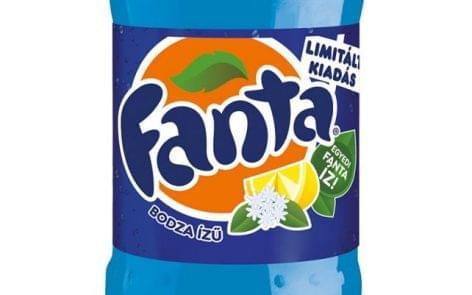 Új, limitált kiadású Fanta: ismét hódít a bodza íz