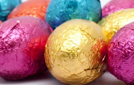 A tavalyihoz hasonló vagy kicsit magasabb forgalomra számítanak az édességgyártók Húsvétkor