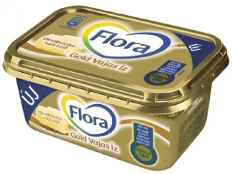 Új Flora Gold reggeli