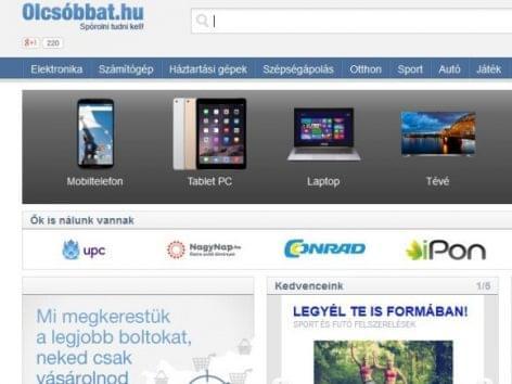 Új befektetőnél az Olcsóbbat.hu