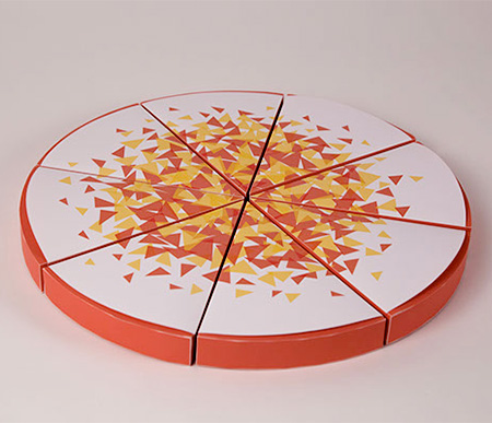 A pizzacsomagolas egyik tokeletes modja - A nap kepe 1