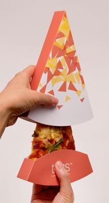 A pizzacsomagolas egyik tokeletes modja - A nap kepe 2