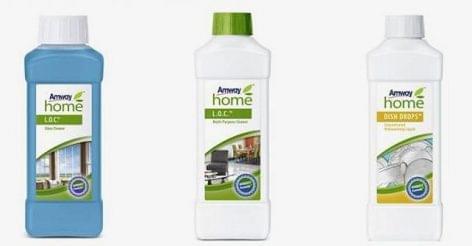 Tavaszi tisztítás az Amway-től