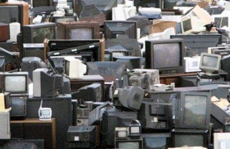 Több mint 40 millió tonna e-hulladék keletkezett globálisan 2014-ben