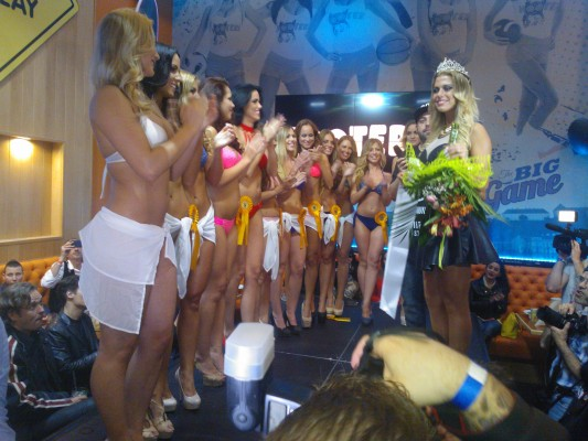 Magyar Hooters szepsegverseny - A nap kepe 7