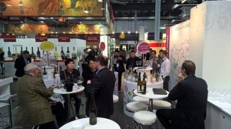 Magazin: Saját kóstolózónában a magyar borok a ProWeinen