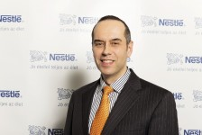 Jean Grunenwald ügyvezető igazgató Nestlé Hungária