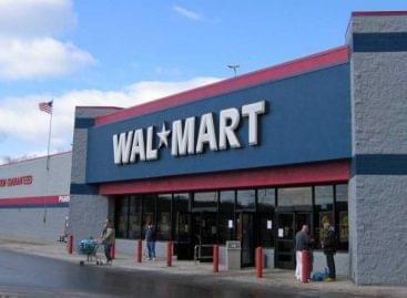 Drónháború az Amazon és a Walmart között