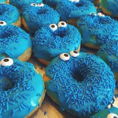 A Donut vilagnapja - A nap kepe 1