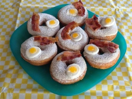 A Donut vilagnapja - A nap kepe 6