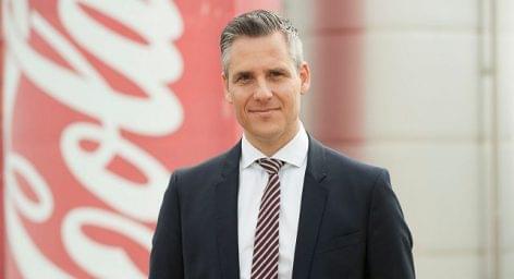 Új vezető a The Coca-Cola Company hazai leányvállalatánál