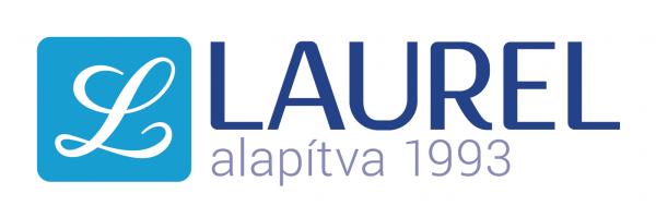 Laurel alapítva logó