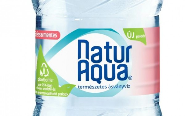 NaturAqua Plantbottle 500ml