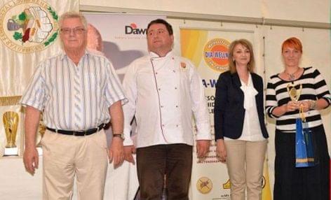 A Tutti Sós-diós karamell fagylaltja aranyérmes lett az Év Fagylaltja versenyen