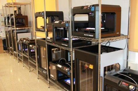 Megnyílt az első európai MakerBot Innovációs Központ