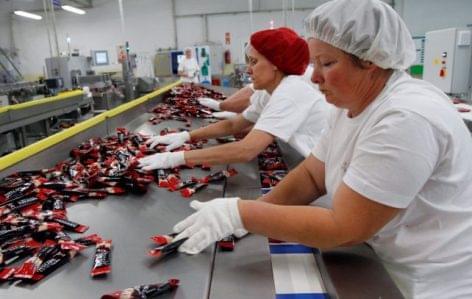 Új gyártósorral száz új munkahelyet teremtett a Nestlé Hungária Kft. Szerencsen