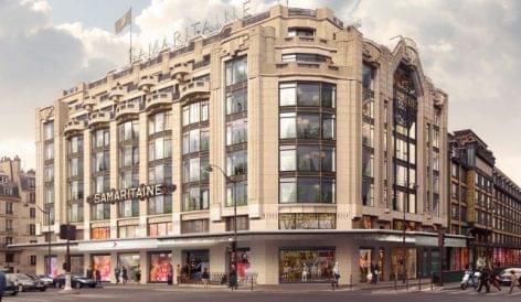 Mégis átépíthető Párizs híres áruháza, a La Samaritaine