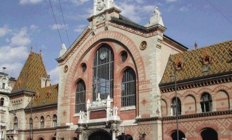 Megnyílt a Hungarikum utca a budapesti Központi Vásárcsarnokban