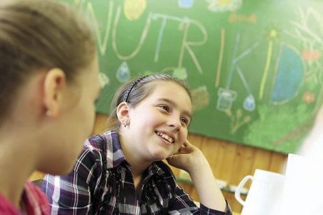 Programot indított a Nestlé az Egészséges Gyermekekért