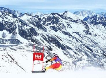 Együttműködik az Alpine Canada Alpin és a Helly Hansen