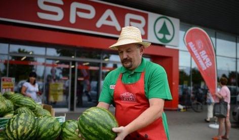 SPAR: a magyar dinnye népszerűbb, mint valaha