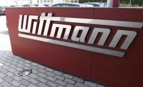 Fröccsöntő gépeket gyárt a Wittmann Robottechnikai Kft.