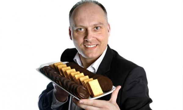 Jaroslaw Zawadzki CEO Dr Gerard Biscuits, Groupe Poult
