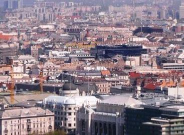 CBRE: Budapest a nyolcadik legvonzóbb európai város az ingatlan-befektetők körében