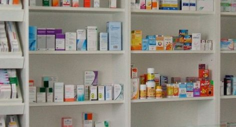 Despite the pandemic, there was no rush in pharmacies