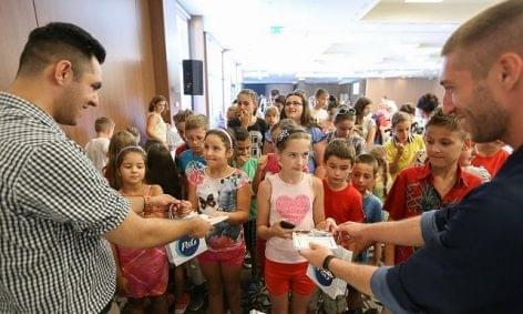 A P&G és a Lidl újra 5 millió forinttal támogatja az éhező gyermekeket