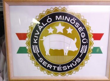 Kiváló Minőségű Sertéshús védjegy a SPAR-nak