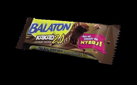 BALATON Kakaó 2.0 Limitált Kiadás szelet
