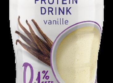 NÖM Fasten proteinital csokoládés és vaníliás változatban