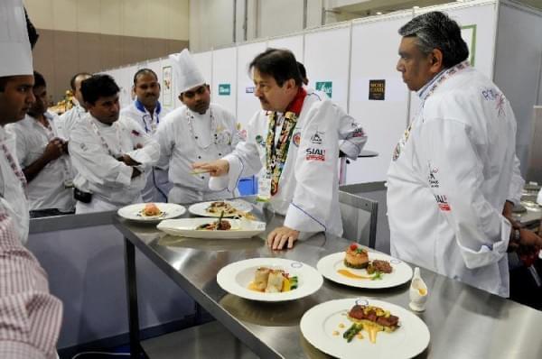 Global Chefs Challenge verseny 1
