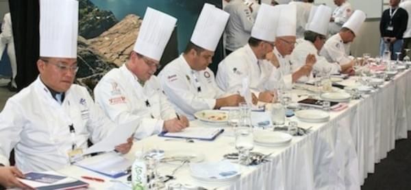 Global Chefs Challenge verseny 2