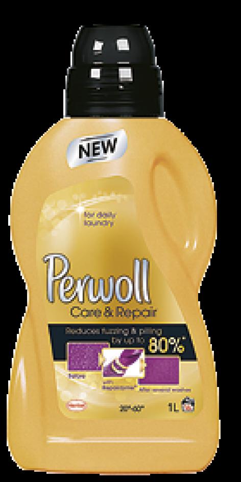 Itt a Perwoll Care & Repair