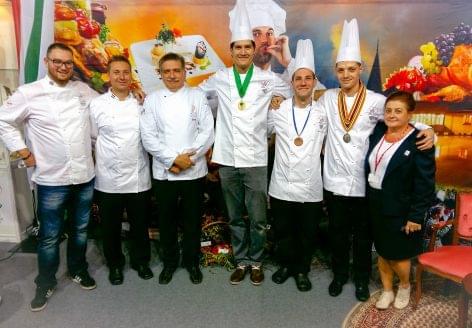 Világdöntőbe jutott két magyar séf a Global Chefs Challenge-en