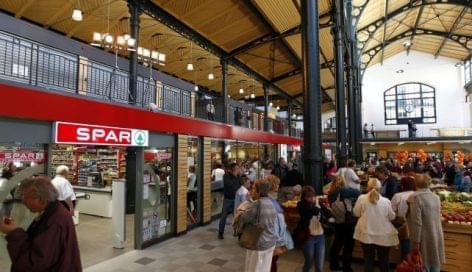 Kívül-belül megújulva várja újra vásárlóit a Klauzál téri SPAR