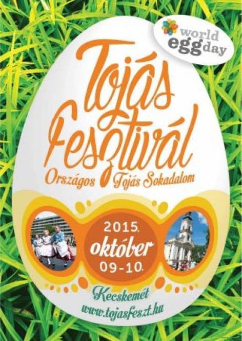 Egg Festival in Kecskemét