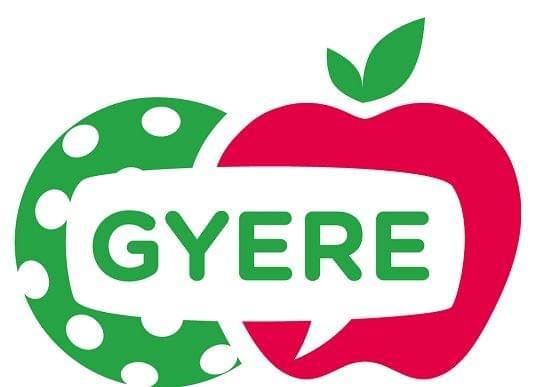 GYERE Szerencs logo