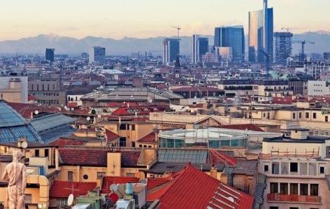Magyar kereskedelmi központ nyílik Milánóban