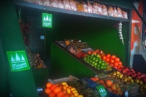 Nearly 100 groceries have entered the Budapest Nagybani Piac program already