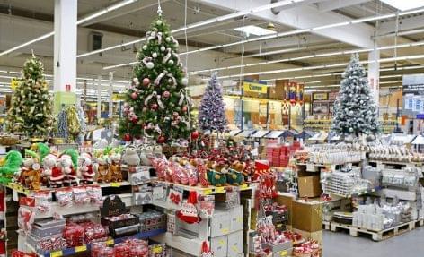 Praktiker is preparing for its 18th Christmas season in Hungary