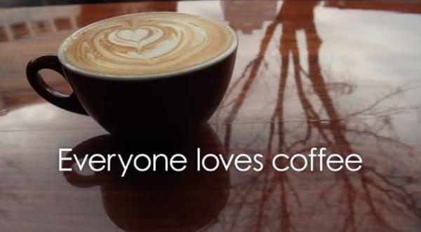 Caffeinated - A nap videoja