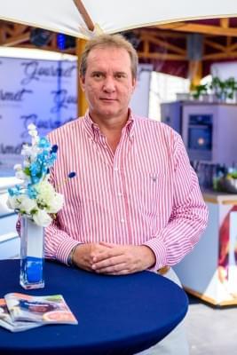 Belényesi Zsolt belföldi értékesítési divízióigazgató Electrolux Lehel